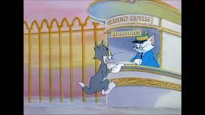 FunZone69 - Tom and Jerry, 42 Episode - Heavenly Puss (1949)