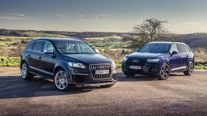Battle of the diesels: Audi Q7 V12 TDI vs Audi SQ7 | Top Gear