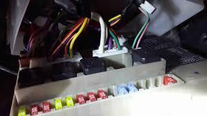 1 5 dci 2010 e11 k9k under hood fuse box nissan note owners filter fuse box autoradio at Filter Fuse Box