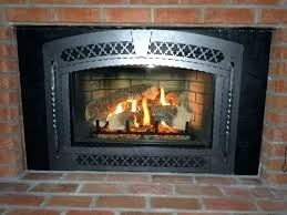 wood burning fireplace doors best way to clean glass