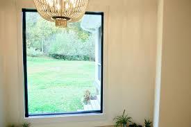installing a window in a blank wall