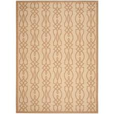 safavieh martha stewart hickory 8 ft x 11 ft indoor out