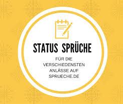 Status Sprüche Die Besten Status Sprüche Für Messenger