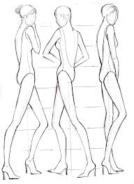 2d75d1622e19aa3de95d94e36adf2889 fashion illustration figure drawing templates how, what ,why on ban template