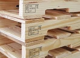 Shipping wooding pallets from USA