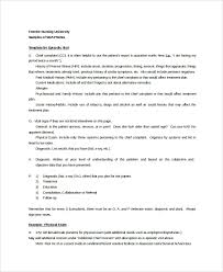 Soap Notes Nursing 15 Soap Note Examples Free Sample Example Format