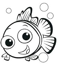 Finding Nemo And Dory Coloring Pages Turtle Drawing At Free For