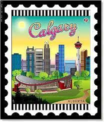 Calgary City Stamp™ Mini Panel - Along Came Quilting & Calgary City Stamp™ Mini Panel Adamdwight.com