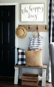 front entry table. Front Door Entry Table Summer Home Oh Happy Day Decor Ideas