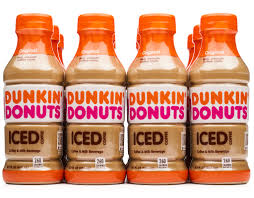 Eventually, the coffee became available in grocery stores nationwide, so aficionados living too far from dunkin' donuts shops could experience the same amazing taste at. Dunkin Donuts Iced Coffee 12 X 13 7 Oz Original Boxed