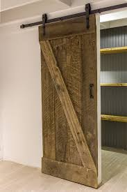 Remodelaholic DIY Barn Doors + Rolling Door Hardware Ideas  Navajo Nation Library