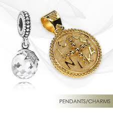 pendants charms 1657 rings
