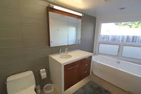 mid century modern bathroom vanity. Image Of: The Mid Century Modern Bathroom Vanity L