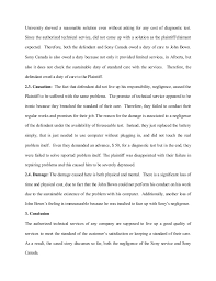 negligence essay a car accident 6