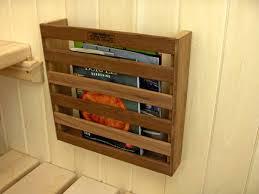 12 photos gallery of wall mounted magazine rack plans wood magazine rack wall16 rack