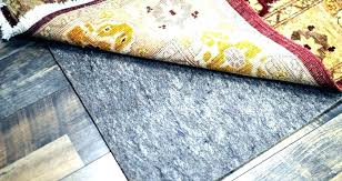 area rug pads for hardwood floors afe hard rug pads hardwood floors