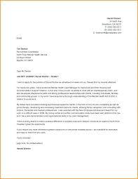Social Work Internship Cover Letter Social Work Cover Letter Example