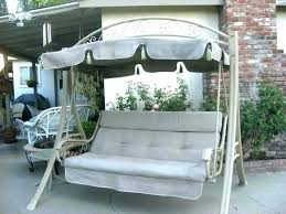 patio swing with canopy swing canopy replacement creative glider swing with canopy patio swing canopy replacement