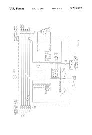 patent us accumulating conveyor and control system patent drawing