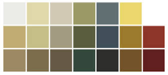 Aluminum Siding Colors Chart Aluminum Siding Colors Painting Aluminum Siding