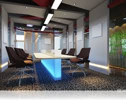 luxury office design. Luxury Office Meeting Room Interior Design Ideas With Brown Chairs .
