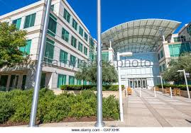 cupertino apple office. apple headquarters cupertino stock image office
