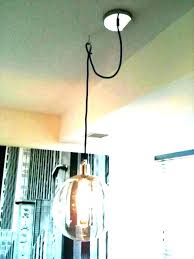 hanging plug in light fixture hanging plug in light ceiling lights plug in light pendant awesome