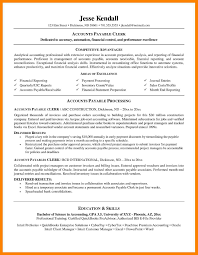 Account Receivable Resumes 10 Resume Examples For Accounts Receivable Resume Samples