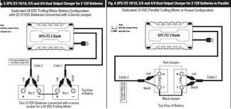 bass pro shops xps it2 5 5 5 onboard battery charger bass pro shops 3 bank charger wiring diagram at 3 Bank Marine Battery Charger Wiring Diagram