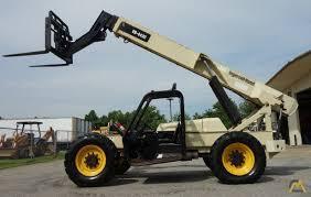 Ingersol Rand Forklift Ingersoll Rand Vr 843c 8000 Lb Telehandler Sold Telehandlers