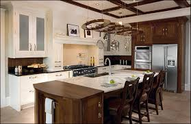 Brown And White Kitchens Kitchen Terrific Yellow Painted Rooms Studio Apartment