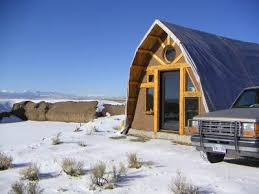 Straw Bale StuccoStraw Bale House