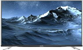 sharp 43 4k. sharp tv led 43\ 43 4k