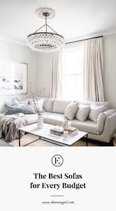 Small Picture The Best Affordable Sofas for Every Budget The Everygirl