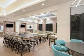 gallery image of this property a restaurant or other place to eat at hilton garden inn las vegas