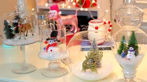 Diy Christmas Decorations Diy Christmas Winter Room Decor Christmas Jars Youtube