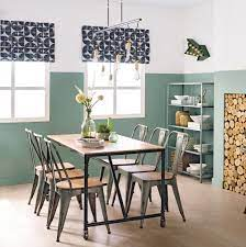 Dining Room Paint Ideas Colours And Decor Effects To Create Atmospheric Dining Areas