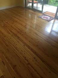 cypress pine timber flooring end matched 98x19