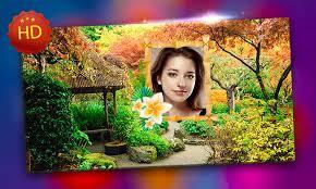garden photo frames. Description. Garden HD Photo Frames