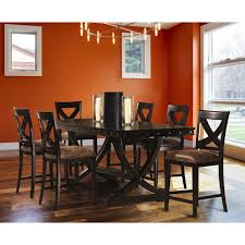 Hillsdale Dining Table Hillsdale Santa Fe 5 Piece Counter Height Dining Set Dining