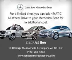 Throughout our history we have continued to offer the best in engineered excellence, innovation, customer service, performance. Lone Star Mercedes Benz