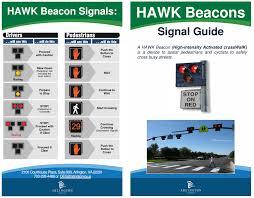 What Is A Hawk Light Hawk Signals How Do They Work Bikearlington