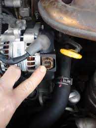 Toyota Camry Questions - 2007 Camry, changed alternator and missed ...