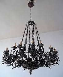 full size of lighting cool rod iron chandeliers 2 elegant chandelier 5 large wrought black rod