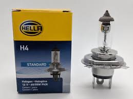 Details About Hella Headlight Bulb For Bmw Motorcycles 1976 2017 See Chart High Low Beam
