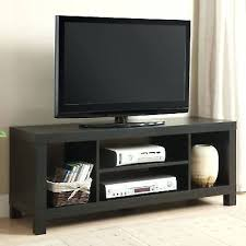 Entertainment Stand For 65 Inch Tv Center Home Theater  Media Storage Wood Console Black7
