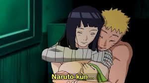 Naruto and Hinata's first night after the wedding - Naruto Shippuden -  YouTube