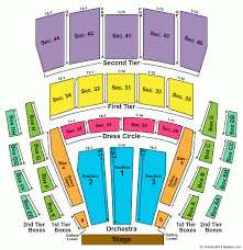 Benaroya Hall Seating Chart Taper Auditorium Seattle