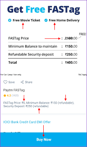 how to get fas for free from paytm
