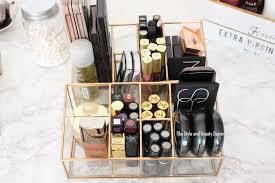 makeup storage ideas cosmetics beauty s